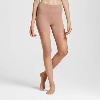 Maidenform Women's Power Slimming Pantyhose - Nude XL