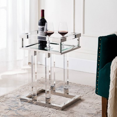 Glendford Side Table   Aiden Lane by Aiden Lane