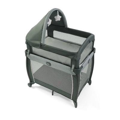 Graco My View 4-in-1 Bassinet - Montana