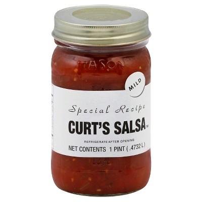 Curt's Special Recipe Salsa Mild 16oz