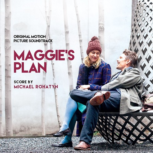 Various - Maggie's plan (Ost) (CD) - image 1 of 1