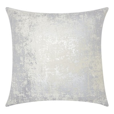 "<Span><Span>Silver Quatrefoil Throw Pillow   Mina Victory</Span></Span><Span Style=""Position: Fixed; Visibility: Hidden; Top: 0px; Left: 0px;"">…</Span> by Mina Victory…"