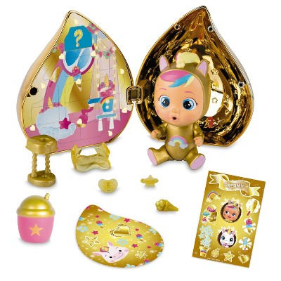 Cry Babies Magic Tears - Limited Edition Golden House Series