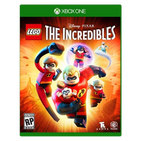 Lego The Incredibles Xbox One Target