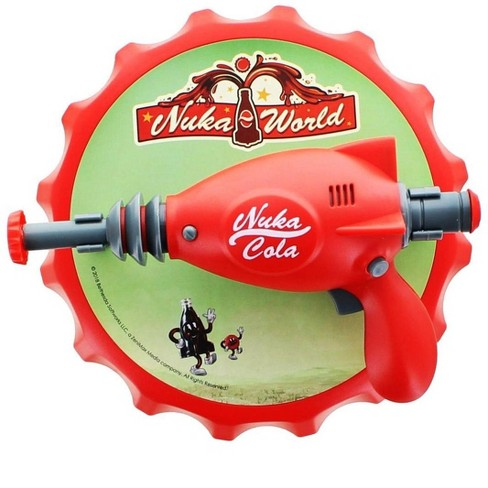 Fallout Nuka Cola Thirst Zapper Wall Armory Accessory - image 1 of 6