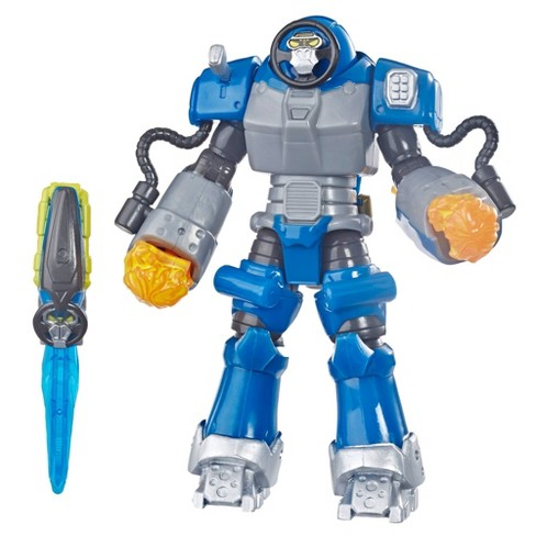 """Power Rangers Beast Morphers Smash Beastbot 6"""" Action Figure Toy Inspired by the Power Rangers TV Show - image 1 of 4"""