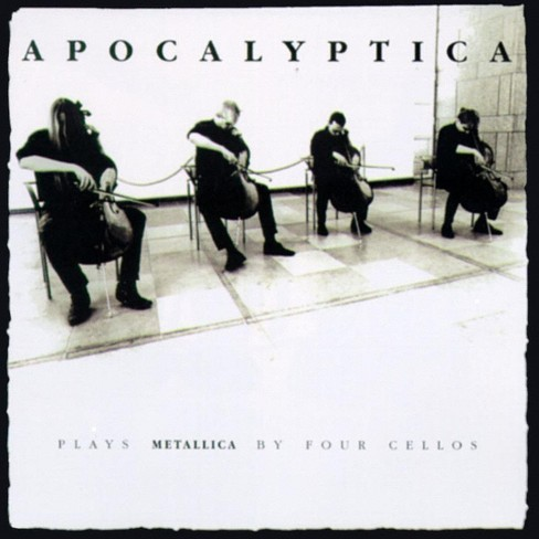 Apocalyptica - Apocalyptica plays metallica by four (CD) - image 1 of 3