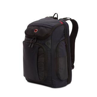 SWISSGEAR 18u0022 ScanSmart Backpack - Black