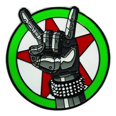 Cyberpunk 2077 Enamel Pin - Johnny Silverhand