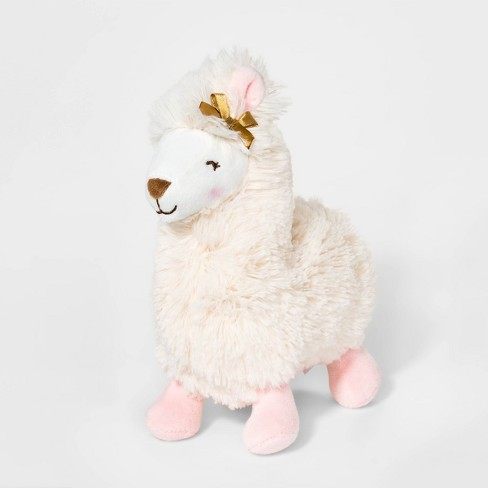 Swell Baby Llama Beanbag Plush Doll Just One You Made By Carters Pdpeps Interior Chair Design Pdpepsorg