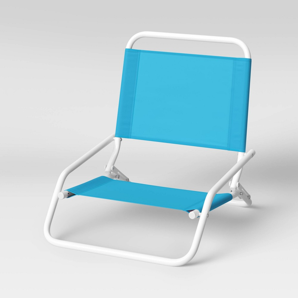 Compare Beach Sand Chair - Blue - Sun Squad™