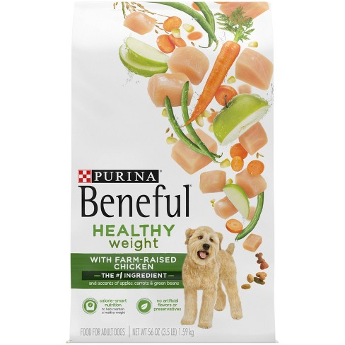 Purina Beneful Healthy Weight With Real Chicken Dry Dog Food - image 1 of 4