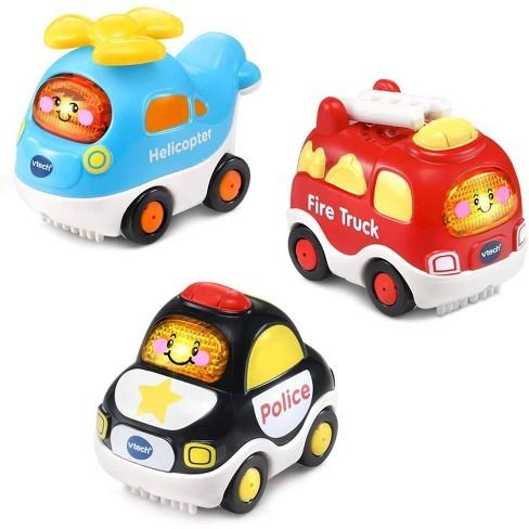 VTech Go! Go! Smart Wheels Vehicle 3 Pack - image 1 of 4