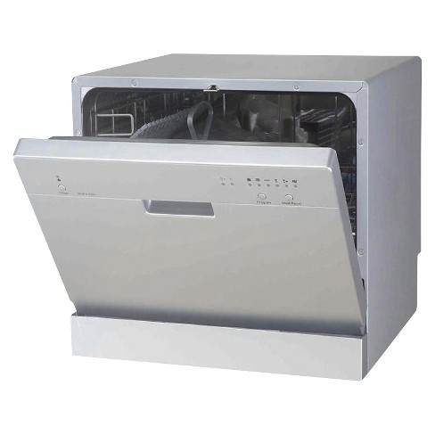 Sunpentown Countertop Dishwasher - Silver - image 1 of 2