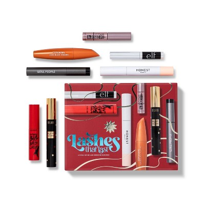 "Target Beauty Capsule ""Lash Out Loud"" Mascara Best of Box - 7pc - 0.44 fl oz"
