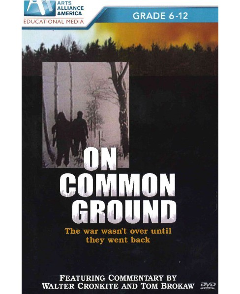 On Common Ground:Educational Version (DVD) - image 1 of 1