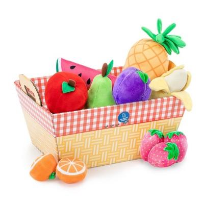 Educational Insights Plush Fruits