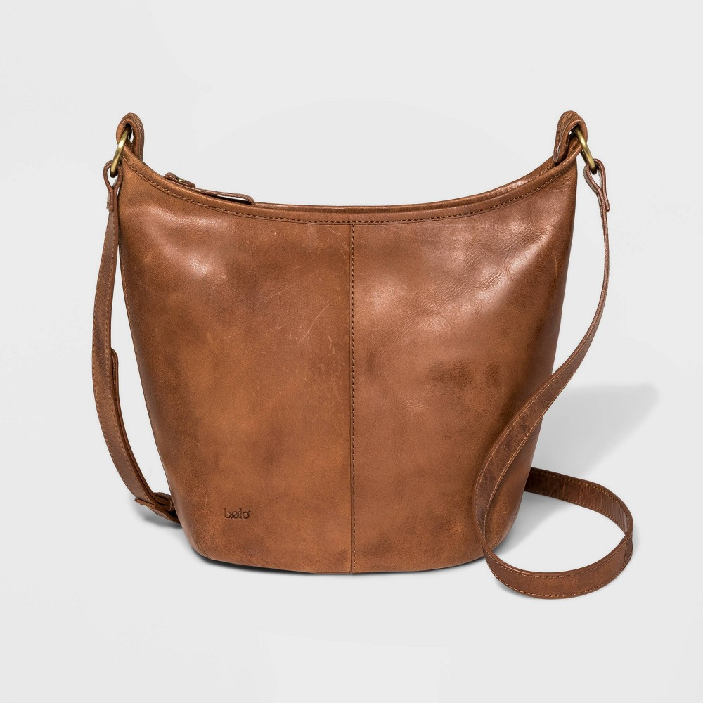 Image of Bolo Cara Hobo Handbag - Brown, Women's