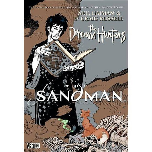 The Sandman: Dream Hunters - by  Neil Gaiman (Paperback) - image 1 of 1