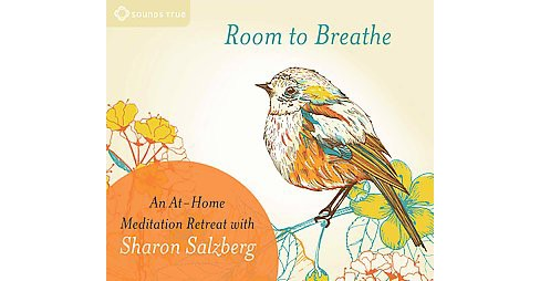 Room to Breathe : An At-Home Meditation Retreat With Sharon Salzberg (CD/Spoken Word) - image 1 of 1