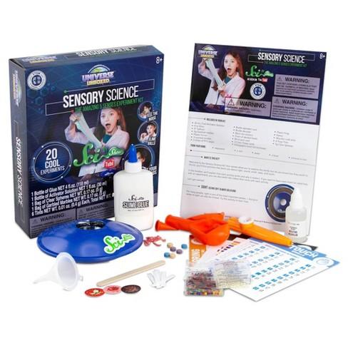 SciShow Sensory Science 5 Senses Experiment Kit - image 1 of 4