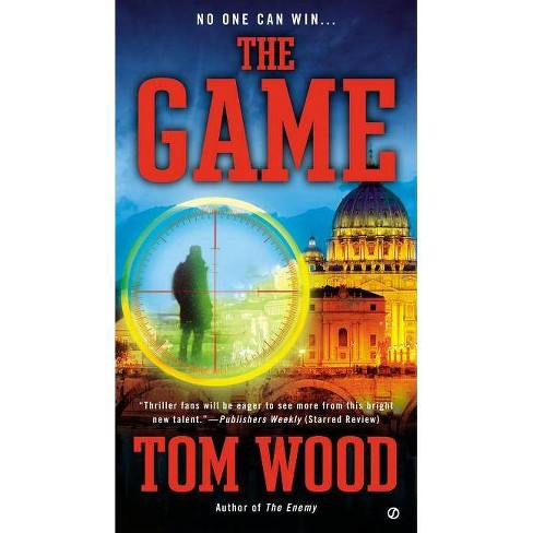 The Game - (Victor) by  Tom Wood (Paperback) - image 1 of 1