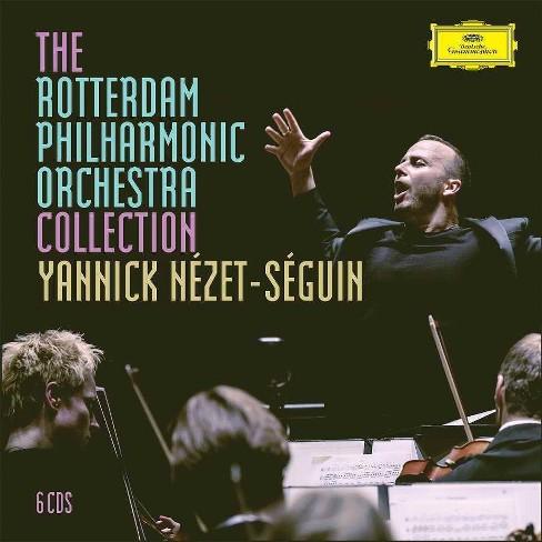 Yannick Nezet-Seguin - Rotterdam Philharmonic Orchestra Collection (CD) - image 1 of 1