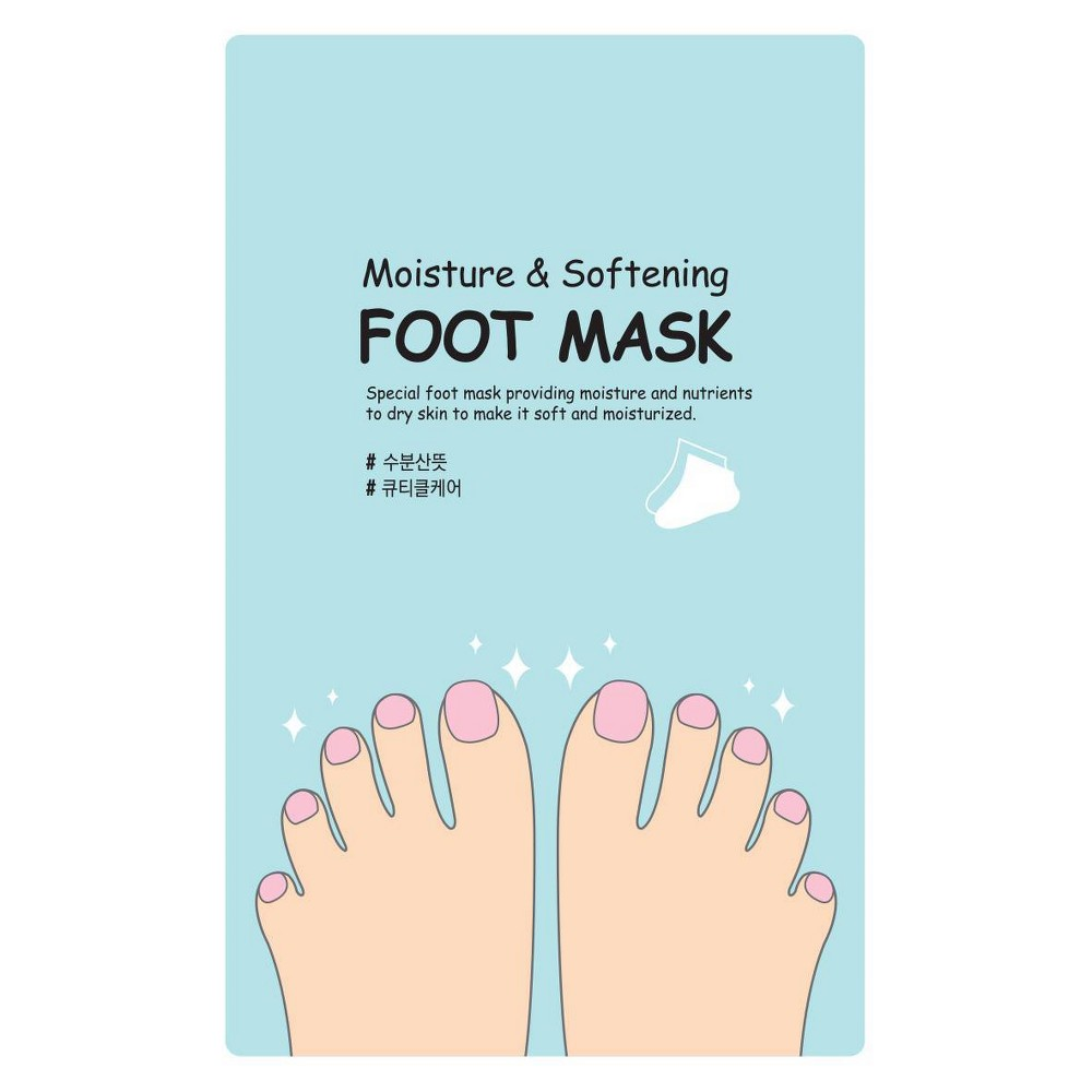 Image of CNF Moisture And Softening Foot Mask - 0.56oz