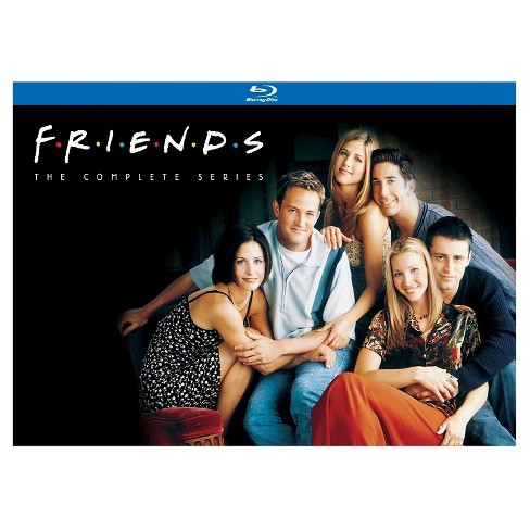 Friends: The Complete Series Collection [21 Discs] [Blu-ray] - image 1 of 1
