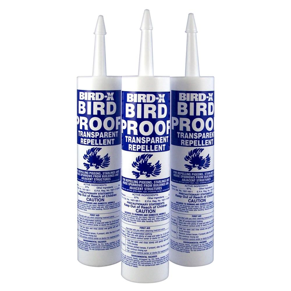 3/Pack BP Bird Repellent Gel