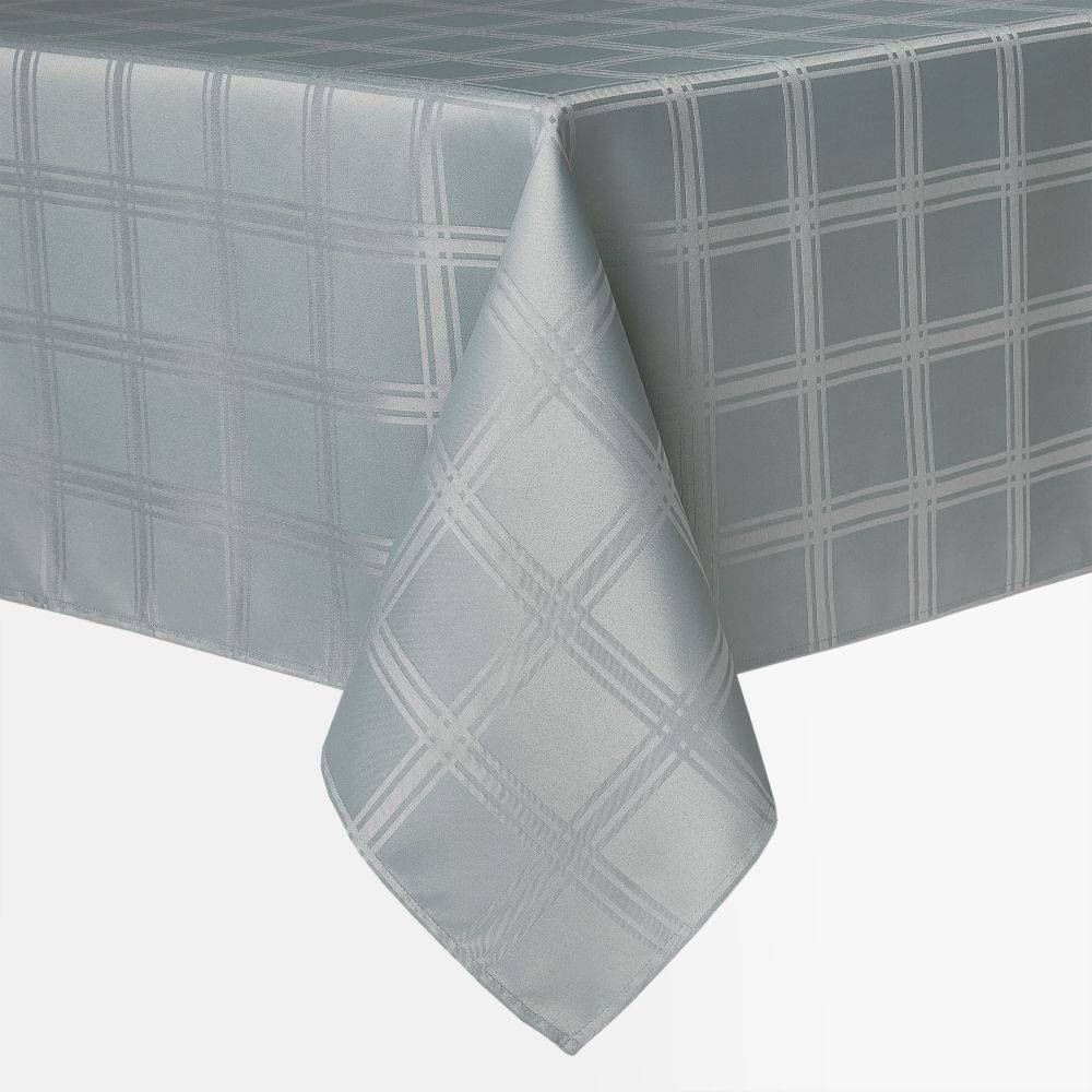 144 34 X 60 34 Element Tablecloth Gray Town 38 County Living