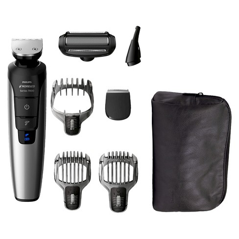 philips norelco nose and ear hair trimmer manual