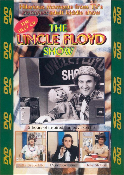 Uncle Floyd (DVD) - image 1 of 1