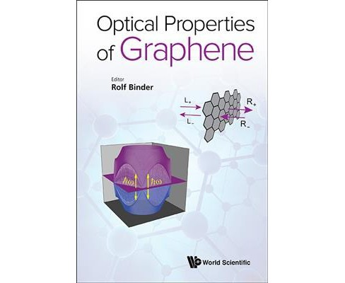 Optical Properties of Graphene (Hardcover) - image 1 of 1