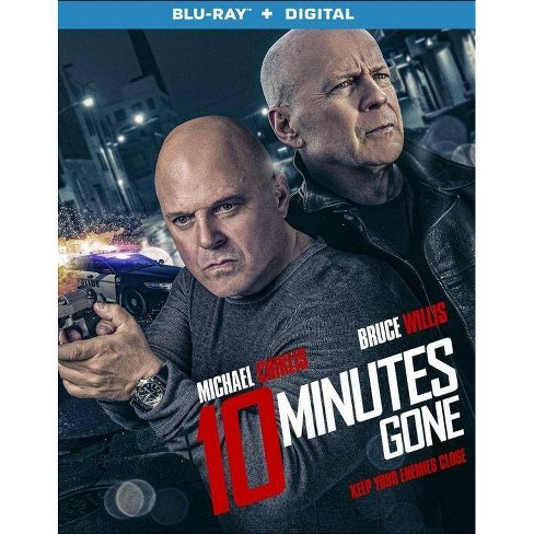 10 Minutes Gone (Blu-ray + Digital) - image 1 of 1