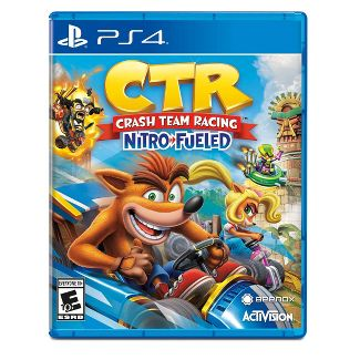 Crash Team Racing: Nitro Fueled - PlayStation 4