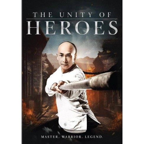 The Unity of Heroes (DVD) - image 1 of 1
