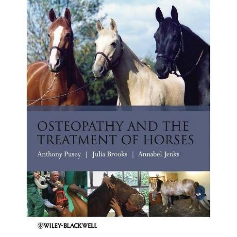 Osteopathy Treatment Horses - by  Anthony Pusey & Julia Brooks & Annabel Jenks (Paperback) - image 1 of 1