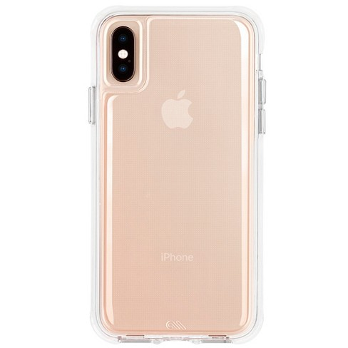 Case-Mate iPhone Xs Max Tough Clear Case - image 1 of 4