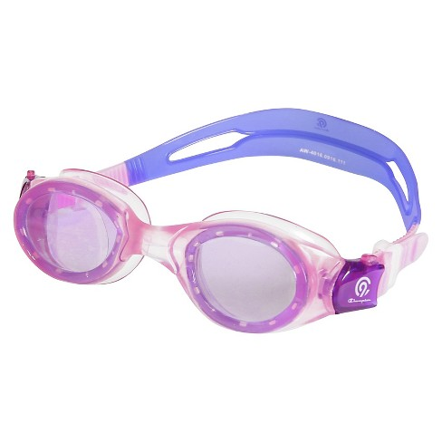 C9 Champion® Kids Soft Frame Goggle - Pink/Purple - image 1 of 1