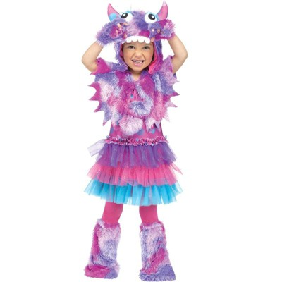 Fun World Polka Dot Monster Toddler Costume