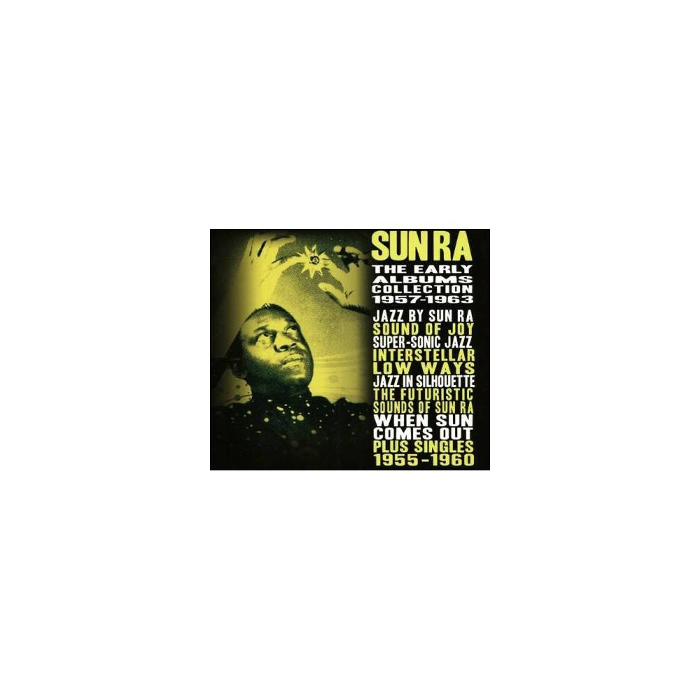 Sun Ra - Early Albums Collection:1957-1963 (CD)
