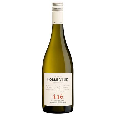 Noble Vines Chardonnay White Wine - 750ml Bottle - image 1 of 1