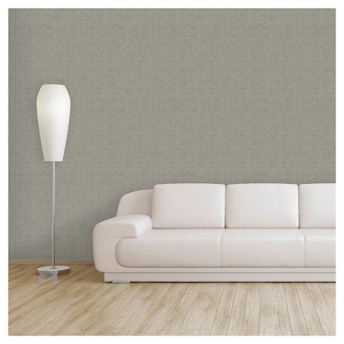 Devine Color Weave Peel & Stick Wallpaper - Mirage & Buck - image 1 of 10