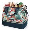 Dabney Lee by Arctic Zone Katie Lunch Tote Satchel - Summer Bloom - image 2 of 4