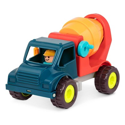 B. Cement Mixer Happy Drivers