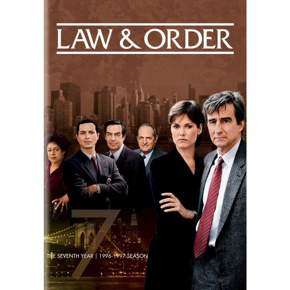 Law & Order:Seventh Year (Dvd)