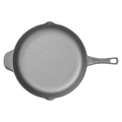 Calphalon Pre-Seasoned 10-in. Cast Iron Round Skillet