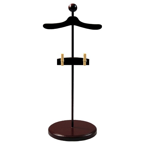 "The Queen's Treasures® 18"" Doll Accessory Clothes Wooden Display Stand - image 1 of 2"