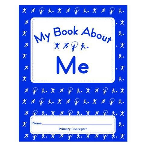 Primary Concepts My Book About Me Book, Grades K - 1, pk of 20 - image 1 of 2